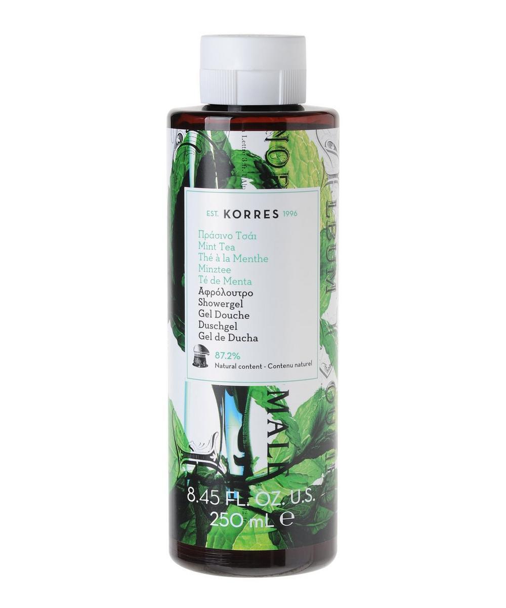 Mint Tea Shower Gel 250ml