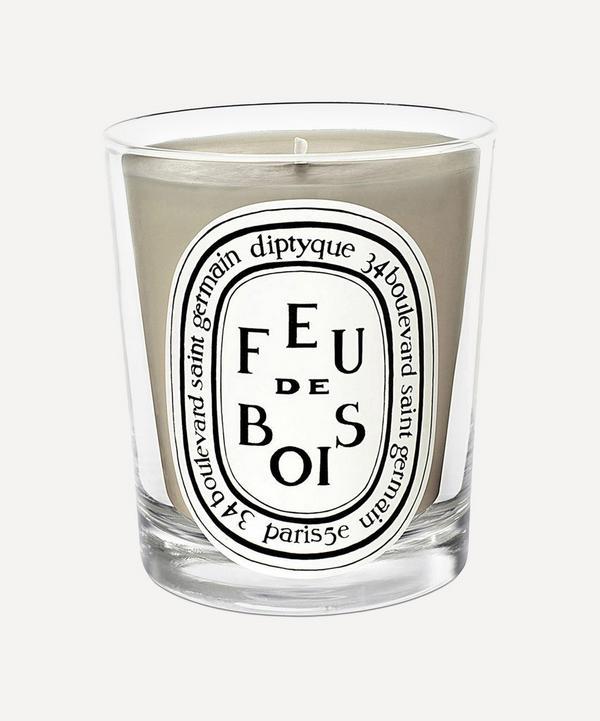 Feu De Bois Scented Candle 190g