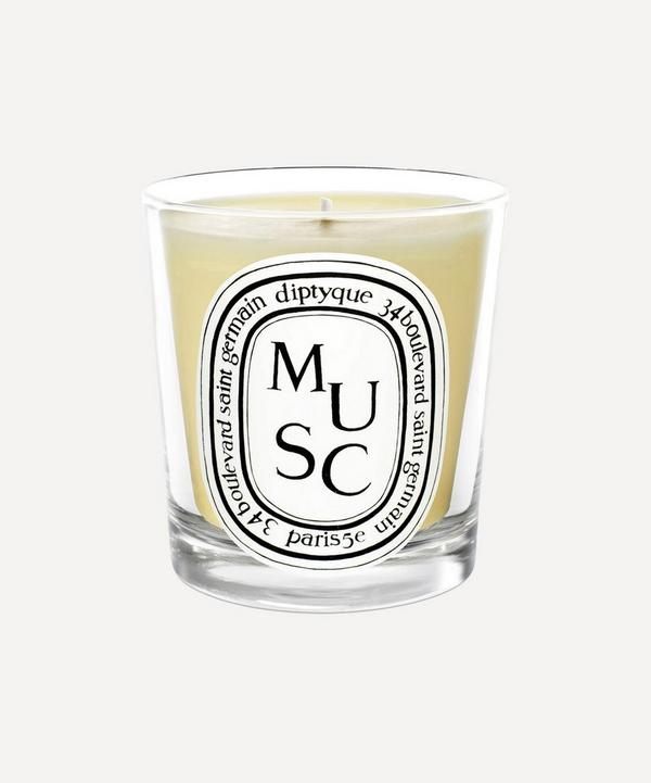 Musc Scented Candle 190g