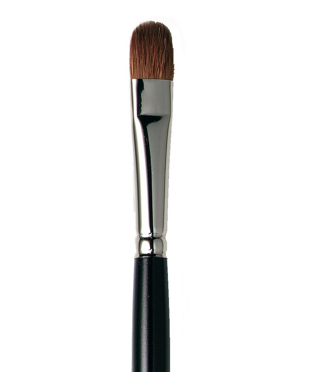 Long Handle Angled Eye Colour Brush