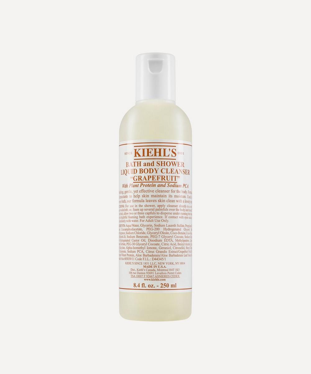 Grapefruit Bath And Shower Liquid Cleanser 250ml