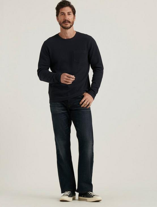 181 Relaxed Straight Coolmax Jean