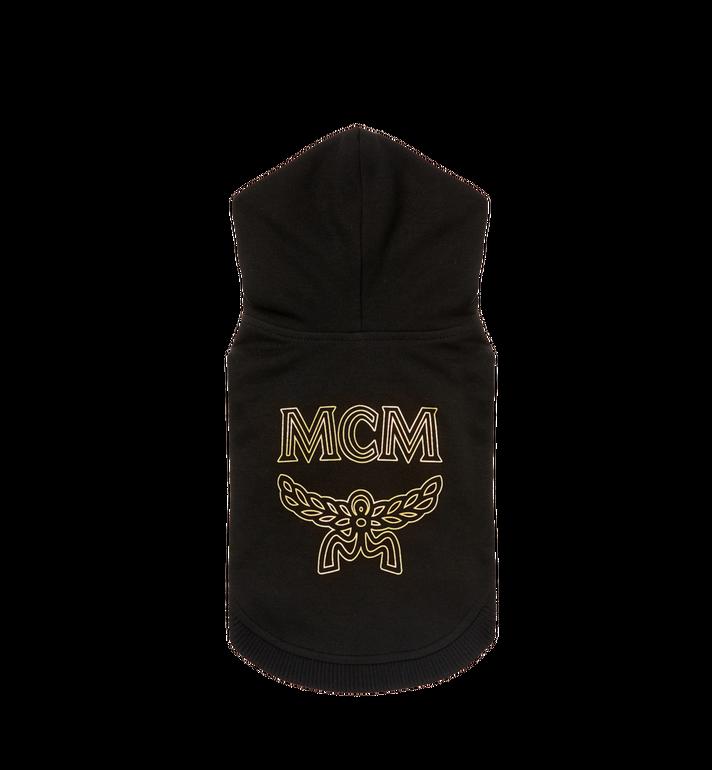 MCM Sweat à capuche et logo pour chien MCA8SVP02BK0XL AlternateView2
