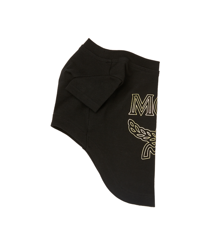 MCM Logo Dog T-Shirt MCT8SVP03BK00L AlternateView3