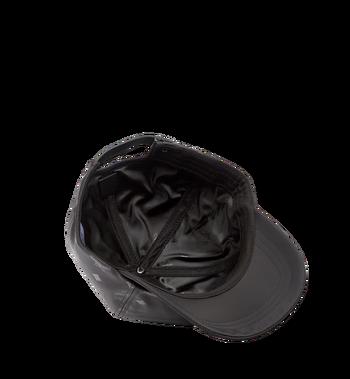 MCM Classic Cap in Monogram Nylon MEC7AMM01BK001 AlternateView3
