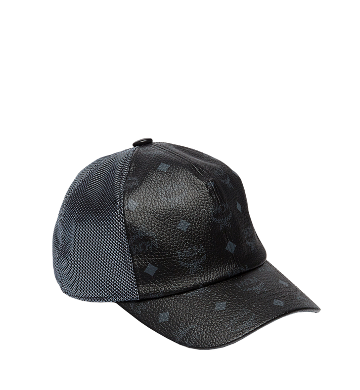 MCM Classic Mesh Cap in Visetos MEC7S2K10BK001 AlternateView