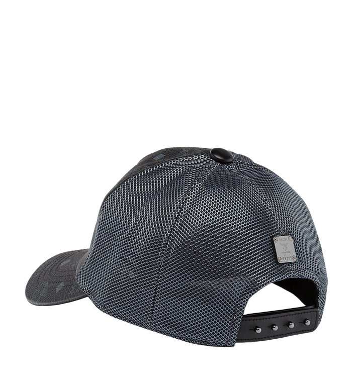 MCM Classic Mesh Cap in Visetos MEC7S2K10BK001 AlternateView2