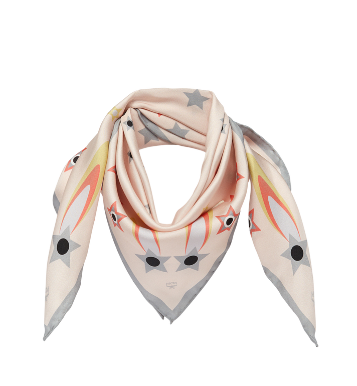 MCM SCARF-STAREYEBUNNY 9142 AlternateView1