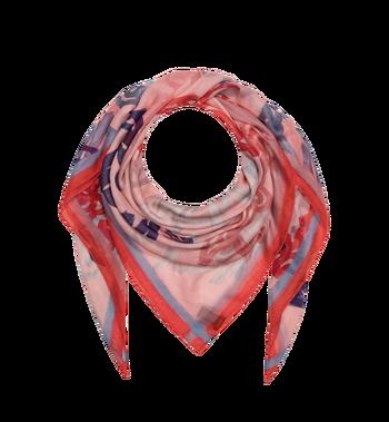 MCM Schal mit Komplett-Logo-Print AlternateView