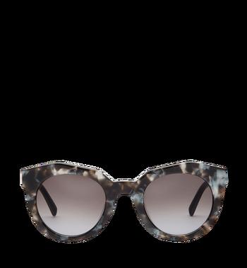 MCM Round Gradient Sunglasses MEG7A2I02BK001 AlternateView