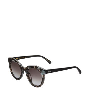 MCM Round Gradient Sunglasses MEG7A2I02BK001 AlternateView2