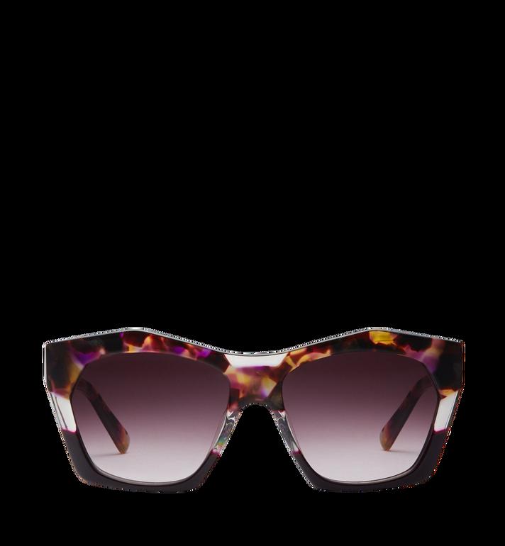 MCM Logo Plaque Sunglasses MEG8S2I03UV001 AlternateView