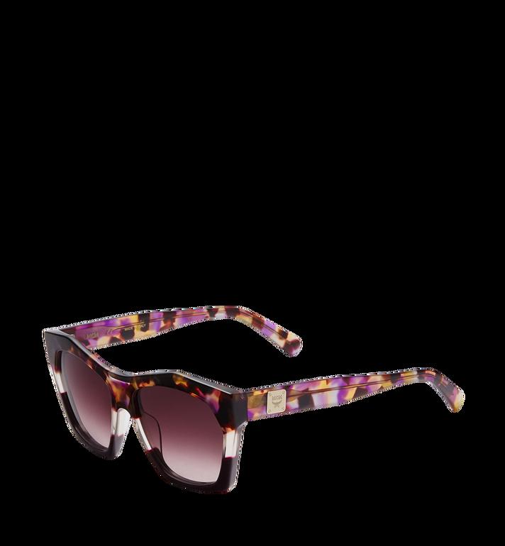 MCM Logo Plaque Sunglasses MEG8S2I03UV001 AlternateView2