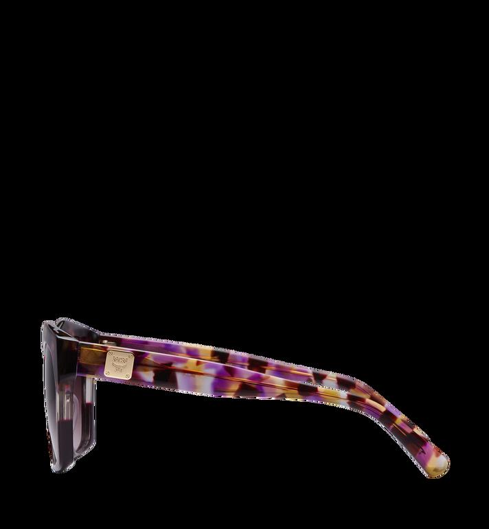 MCM Logo Plaque Sunglasses MEG8S2I03UV001 AlternateView3