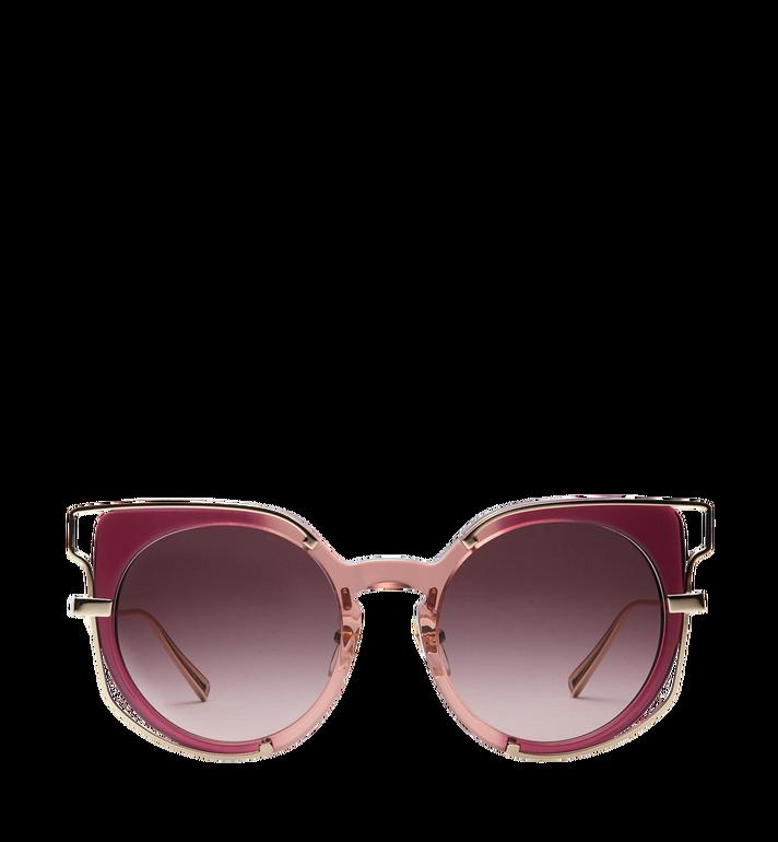 MCM Frame-in-Frame Cat Eye Sunglasses MEG8S2I05PA001 AlternateView