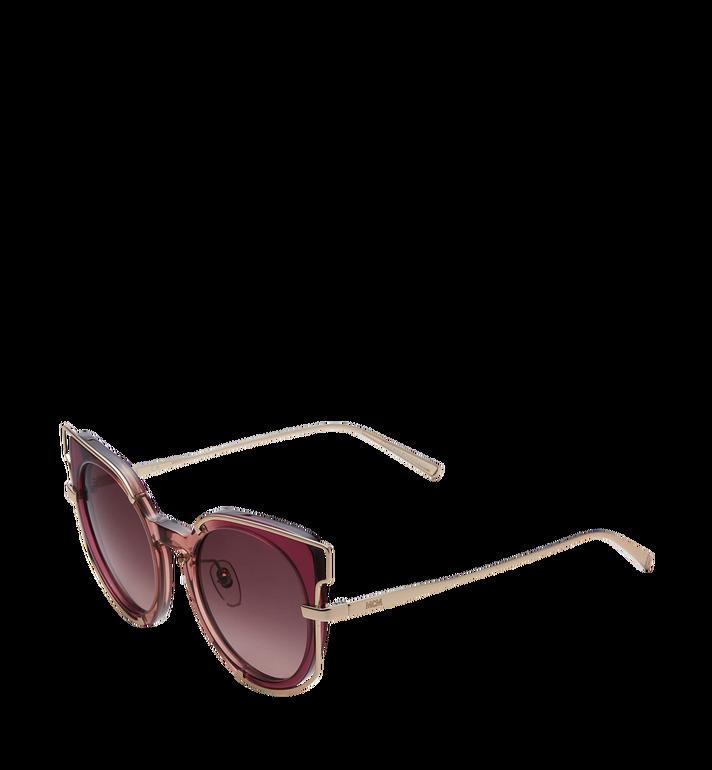 MCM Klassische Sonnenbrille mit Logo MEG8S2I05PA001 AlternateView2