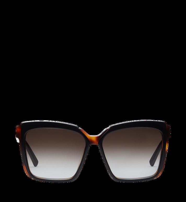 MCM Square Oversized Sunglasses MEG8S2I06NH001 AlternateView