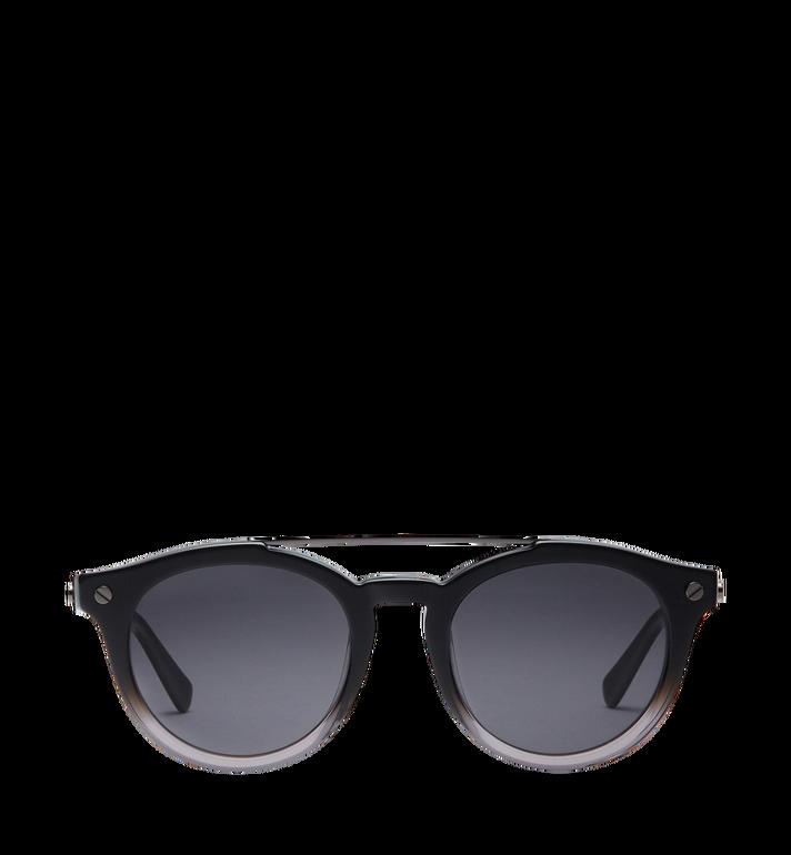 MCM Round Aviator Sunglasses MEG8S2I09BK001 AlternateView