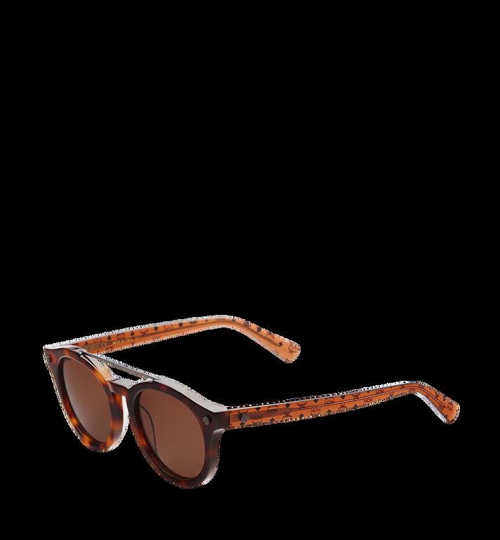 MCM Round Aviator Sunglasses MEG8S2I09NJ001 AlternateView2