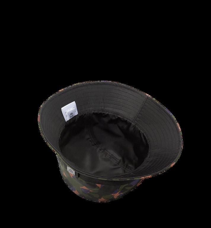 MCM Bucket Hat in Camo Nylon MEH7AMM04GX001 AlternateView2