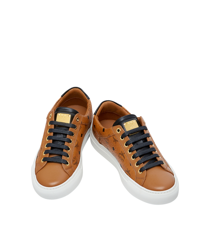 MCM SNEAKERS-WLOWTOP 8110 AlternateView4