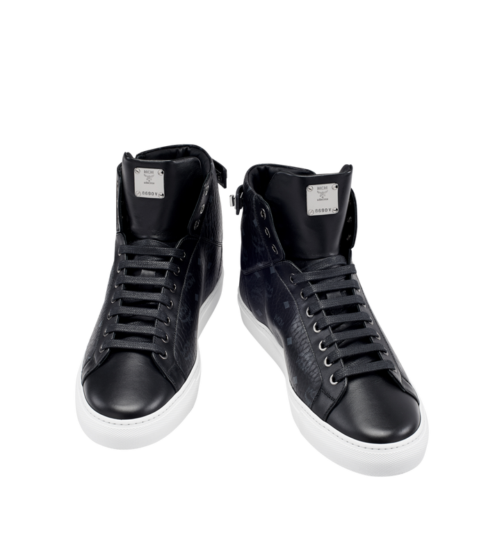 MCM SNEAKERS-MHIGHTOP 8300 AlternateView4