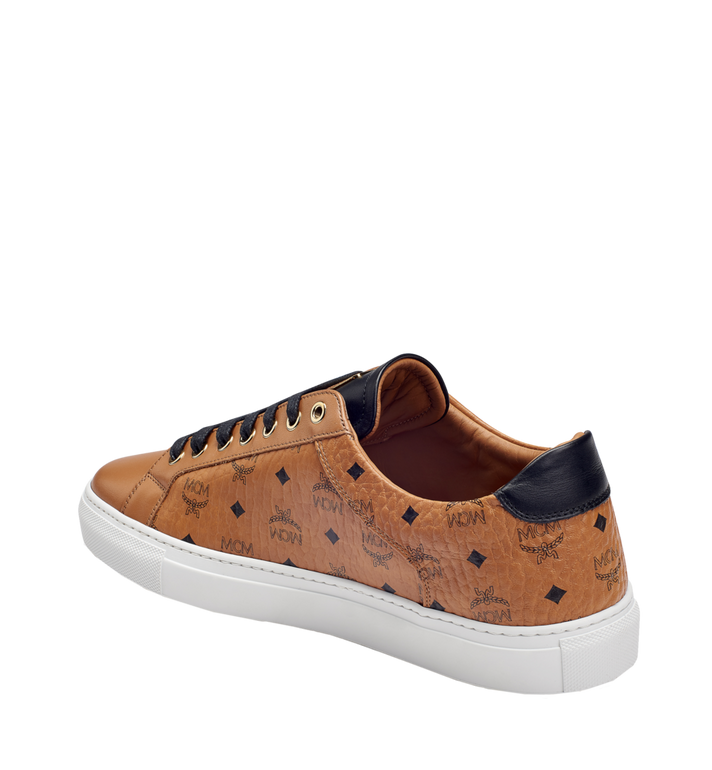 MCM SNEAKERS-MLOWTOP 8310 AlternateView2