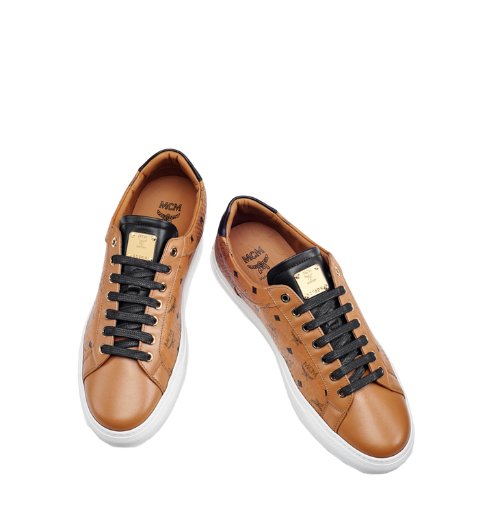 MCM SNEAKERS-MLOWTOP 8310 AlternateView4