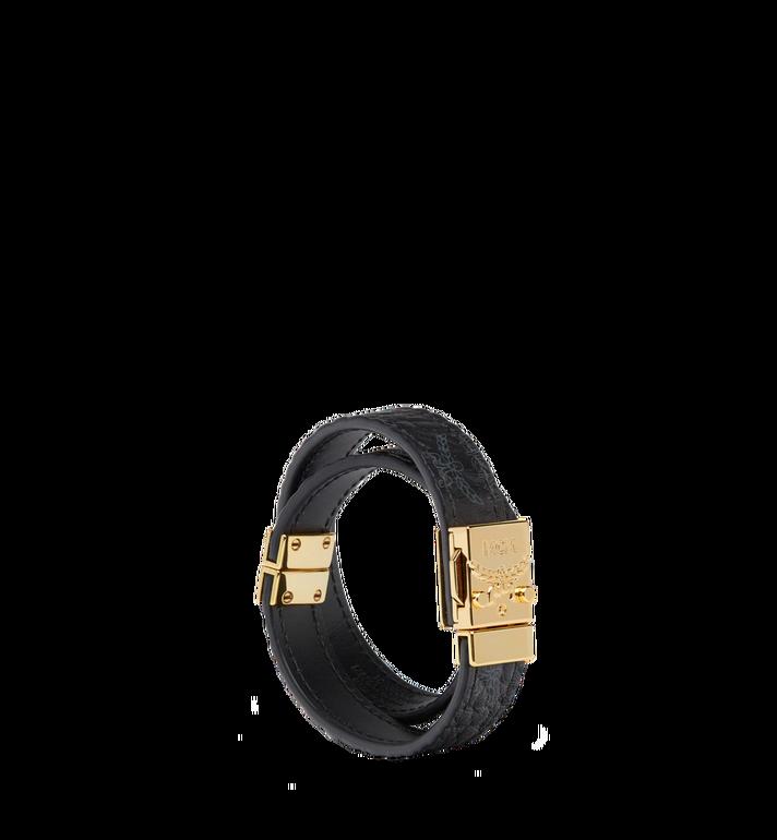 MCM Reiner Wrap Bracelet in Visetos MEZ6AKR02BK001 AlternateView2