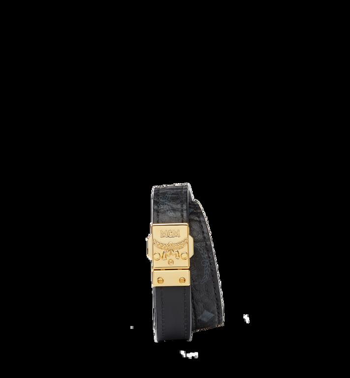 MCM Reiner Wrap Bracelet in Visetos MEZ6AKR02BK001 AlternateView3