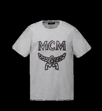 MCM Women's Logo T-Shirt MFT8SMM11EG00M AlternateView
