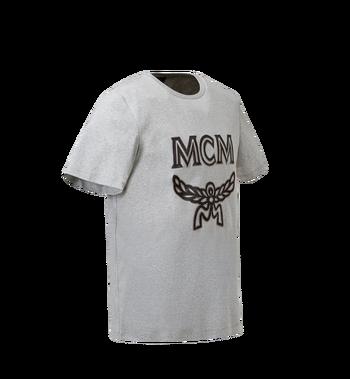 MCM Women's Logo T-Shirt MFT8SMM11EG00M AlternateView2