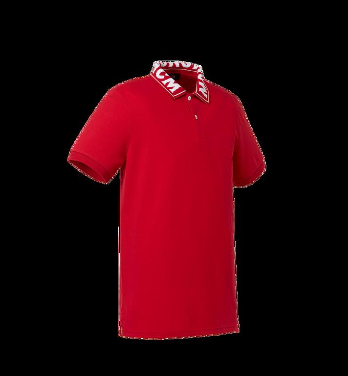 MCM Damen Poloshirt mit Logo MFT8SMM26RU00M AlternateView2