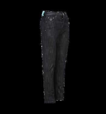 MCM Herren-Jeans mit geradem Schnitt MHP8SMM44BK00M AlternateView2