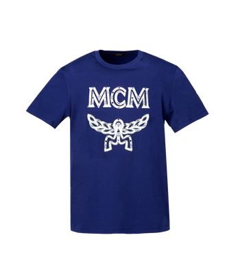 MCM Men's Classic Logo T-Shirt MHT8AMM10VA00L AlternateView