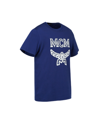 MCM Men's Classic Logo T-Shirt MHT8AMM10VA00L AlternateView2