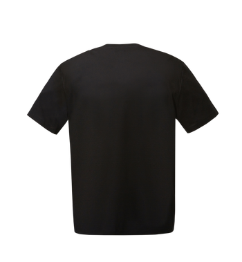 MCM Men's Logo T-Shirt MHT8SMM10BK00L AlternateView3