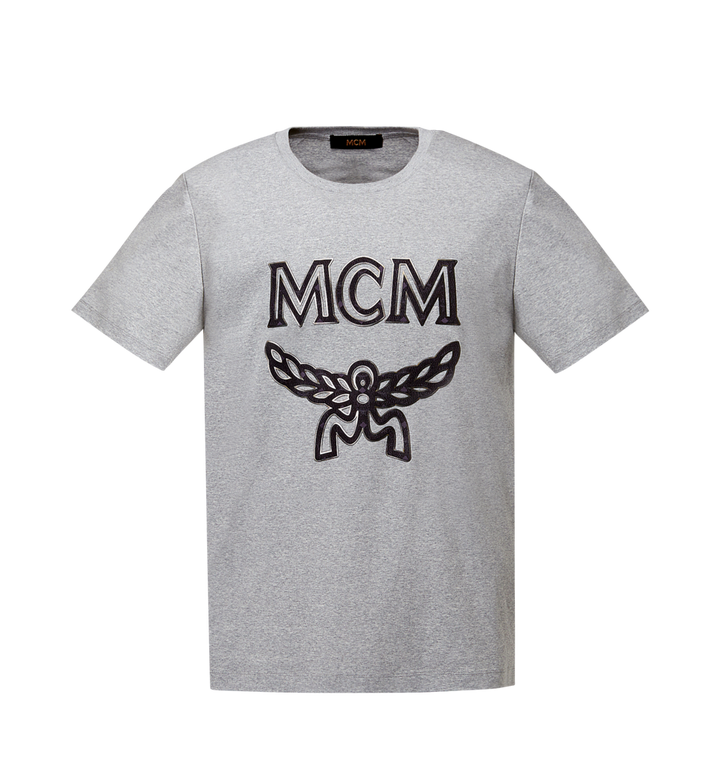 MCM Men's Classic Logo T-Shirt MHT8SMM10EG0XL AlternateView