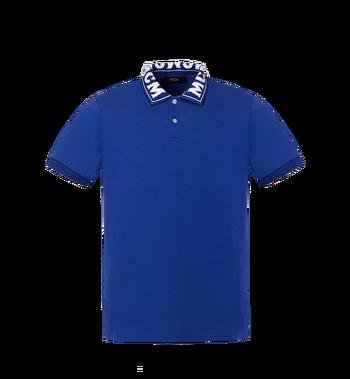MCM Herren Poloshirt mit Logo MHT8SMM25HT00M AlternateView