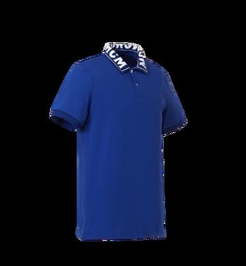 MCM Herren Poloshirt mit Logo MHT8SMM25HT00M AlternateView2