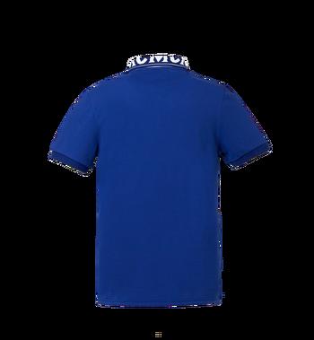MCM Herren Poloshirt mit Logo MHT8SMM25HT00M AlternateView3