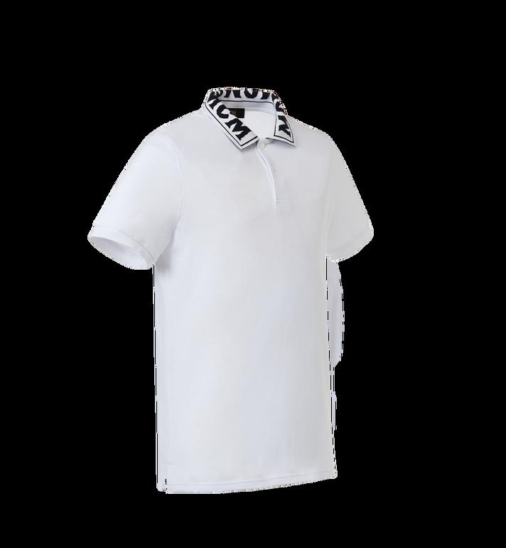 MCM 男士徽标 Polo 衫 MHT8SMM25WI00S AlternateView2