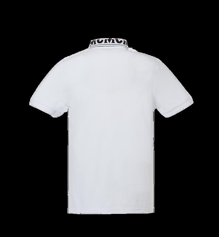 MCM 男士徽标 Polo 衫 MHT8SMM25WI00S AlternateView3