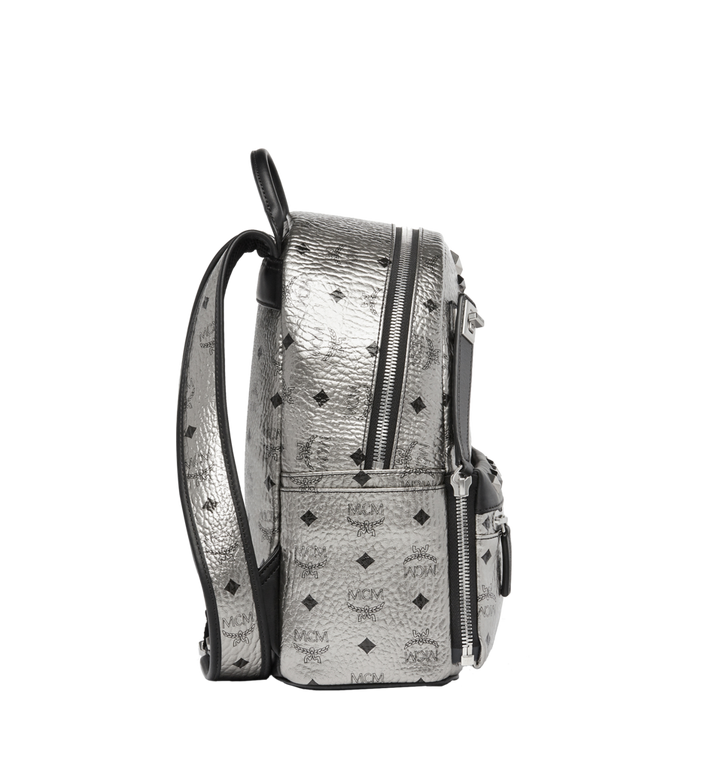 MCM Dual Stark Backpack in Visetos MMK6AVE14SV001 AlternateView3