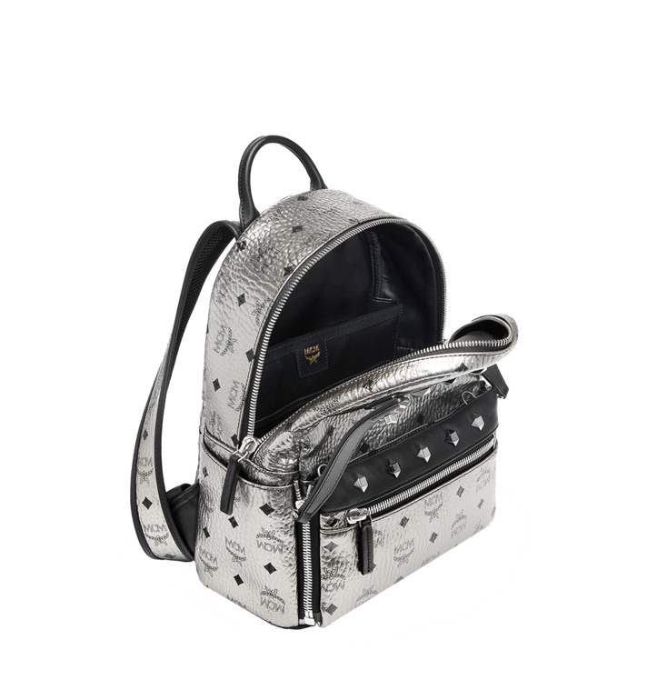 MCM Dual Stark Backpack in Visetos MMK6AVE14SV001 AlternateView7