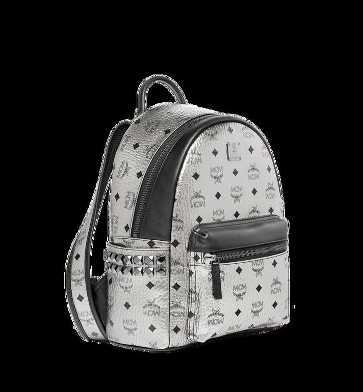MCM Stark Side Studs Backpack in Visetos MMK6AVE43SV001 AlternateView2