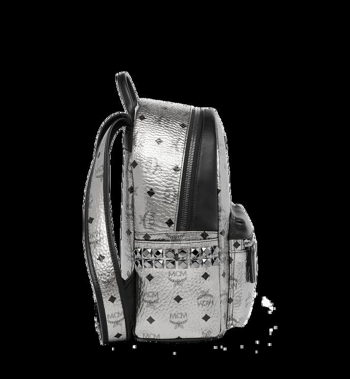 MCM Stark Side Studs Backpack in Visetos MMK6AVE43SV001 AlternateView3