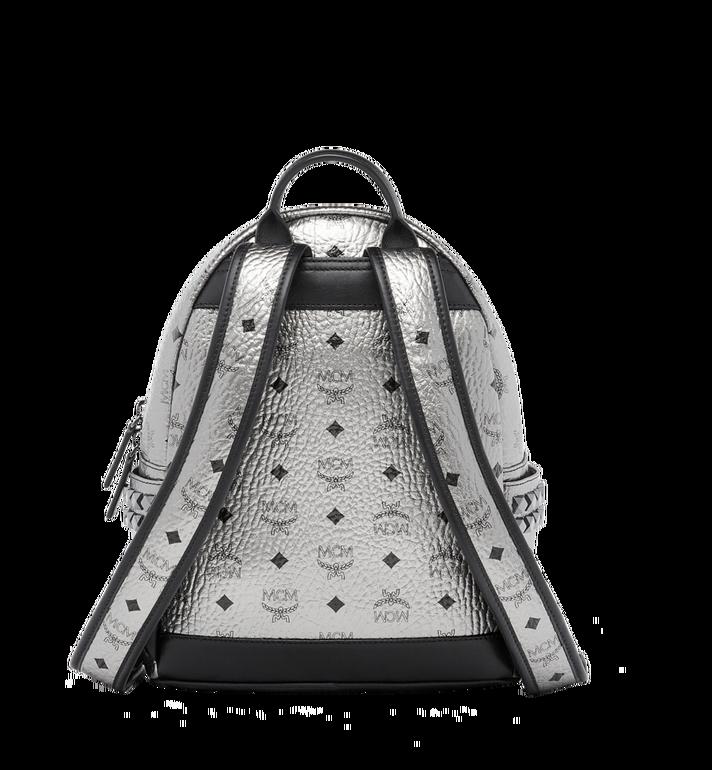 MCM Stark Side Studs Backpack in Visetos MMK6AVE43SV001 AlternateView4