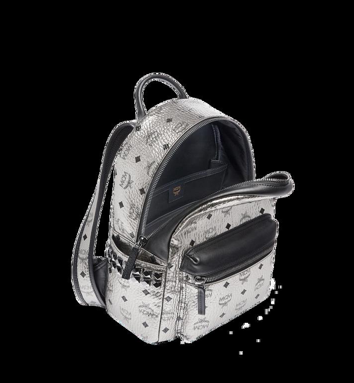 MCM Stark Side Studs Backpack in Visetos MMK6AVE43SV001 AlternateView5