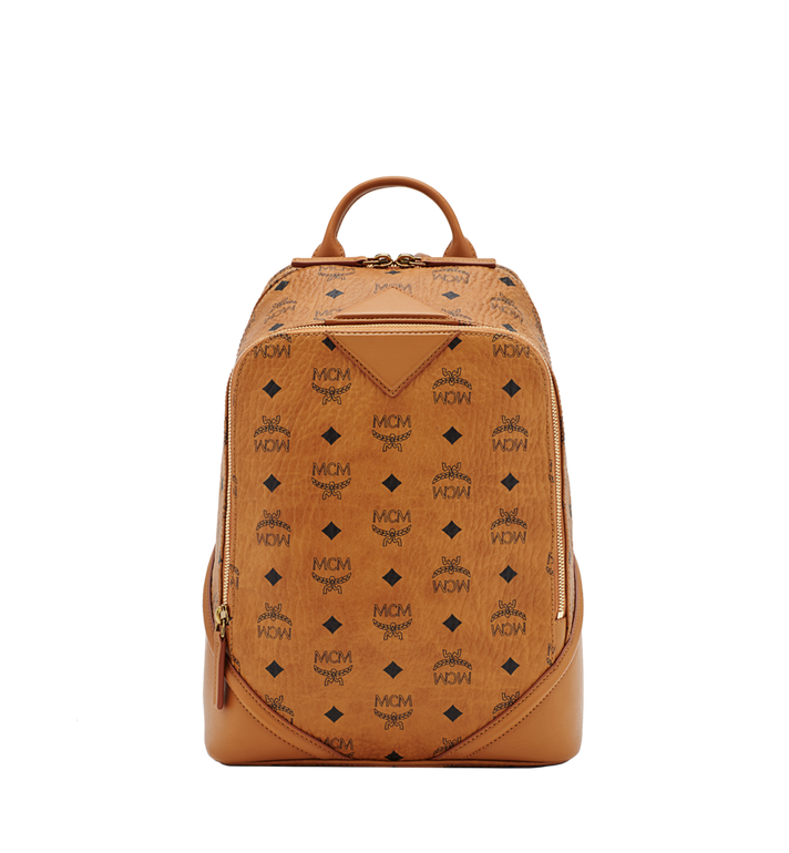 MCM Duke Backpack in Visetos MMK6SDK05CO001 AlternateView